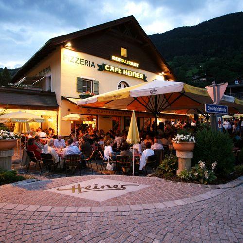 Livemusik auf der Sonnenterrasse, Café Restaurant Ötztal